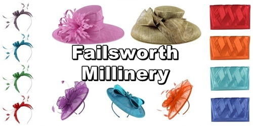 Failsworth Millinery Spring / Summer Collections